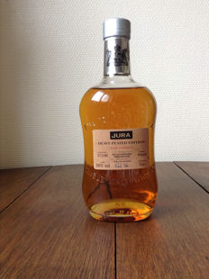 Jura Heavily Peated Edition cask strength 27/1/99