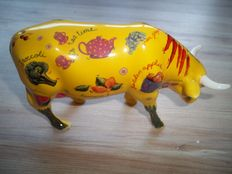 Kristin Dempsey voor cowparade - More than just meat - Medium - Retired