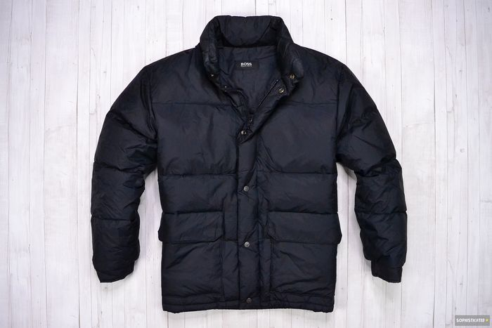 11f21f0ce Hugo Boss - Goose Down Jacket - Catawiki