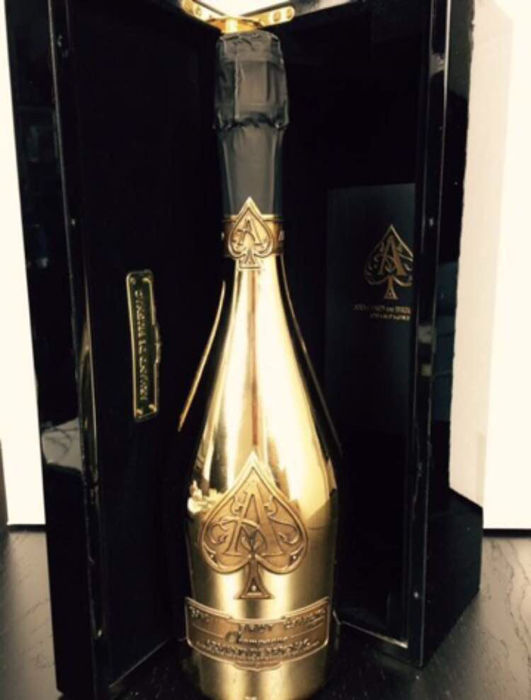 Armand de Brignac Brut Gold - 1 bottle in original box