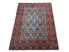 Handmade Oriental carpet: Kuba Konagend old - RUSSIA, 170 x 115 cm, around 1950!!!