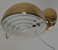 Knud Christensen for Elit Agentur Randers – Vintage brass wall light – model 703c