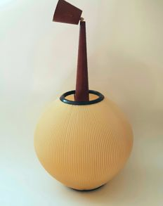 Lamp unknown designer, wooden ceiling light