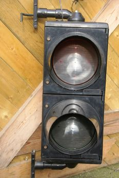 Unknown designer - Railway signal lamp