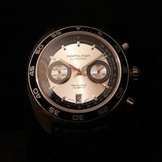 Hamilton pan europ chronograph - Men's - 2010's