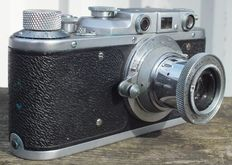 "Camera Zorki 1 ""Zopkuu"" Made in USSR 1948 - 1956"