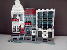 """MOC - """"Amsterdam Canal houses"""""""