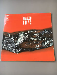 Placebo - Placebo 1973 - very rare dutch pressing