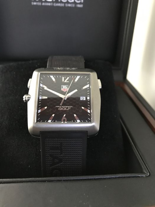 Tag Heuer Tiger Woods Edition Professional Golf Watch Catawiki