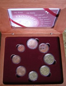 The Netherlands – Year pack Euro coins 2004