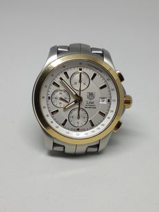 Tag Heuer Link Calibre 16 Chronograph REF. CJF2150 - Men's watch