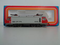 Märklin H0 - 3323 - E-locomotive Series Re4/4 IV of the SBB