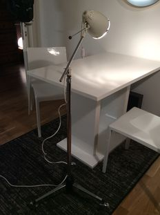 Unknown designer - studio or floor lamp