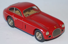 Styling Models-BBR Promotions - 1/43 scale - Ferrari 166 Zagato Street 1950 - red