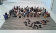 Assorted - 100 mini figures