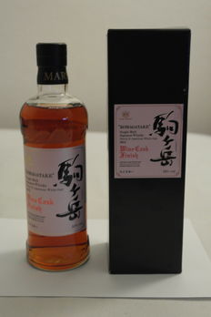 Mars Whisky Komagatake Single Malt Sherry & American White Oak Wine Cask Finish 2011 only 1000 bottles
