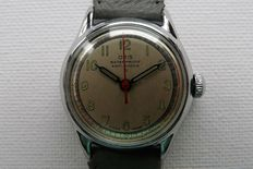"ORIS Medical Orderly's/Doctor's Military Type Wrist Watch Circa 1950s (The Korean or ""Forgotten"" War Period)"