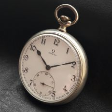 Omega pocket watch - Men's - 1930-40's