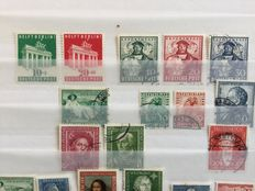 Bundesrepublik (FRG) 1949/2002 - collection on Stock Pages