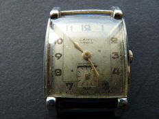 Camy Swiss Made Vintage – men's wristwatch – 1950s