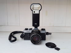 Rare Mamiya NC1000s in very original condition 1979