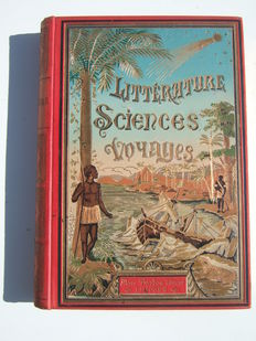 Lot of  2 books - L'Indochine - Madagascar - 1896/1903