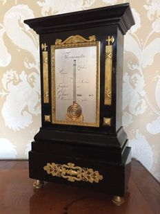 Late Empire / Charles X Thermometer - France - 1825