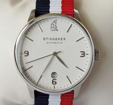 Spinnaker Capri - Nato - Automatics  – men's wristwatch – 2016