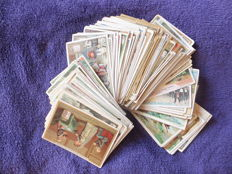 Lot of 125 pieces Antique Liebig cards since 1888