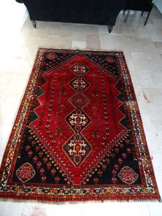Persian Shiraz – 170 x 261 cm – wool on wool – excellent condition
