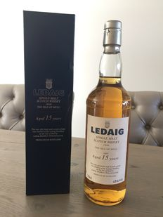 Ledaig - 15 years old