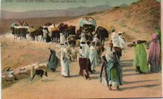 North Africa 82 x-Publisher LL-Leon & Levy-Algeria-Streets-Many Types and street scenes- period:1900/1920
