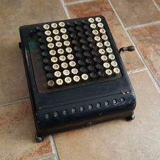 Burroughs Class 5 Adding Machine