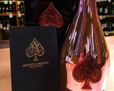 Armand de Brignac Brut Rose - 1 bottle in box (75cl)