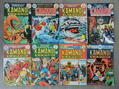 Kamandi, The Last Boy on Earth (Jack Kirby and others) - 17x sc - (1974 / 1978)