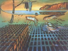 Salvador Dalí (after) - 30 different titles