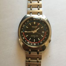Seiko Navigator Timer GMT – Men's watch – 1970