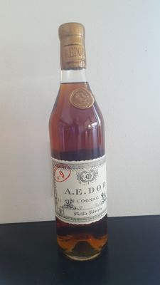 A. E. Dor Vieille Réserve No. 9 - Minimum age is 50 years old, the oldest from 1914