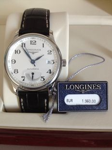 Longines Master Gangreserve Men's 2015