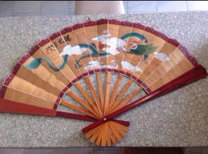 Majestic wall Fan-China-first half of the 20th century