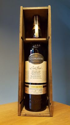 Glengoyne Vintage 1990 Burgundy cask finish - special editon - single malt Scotch whisky