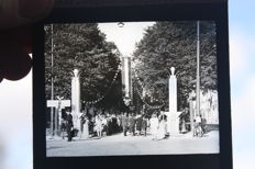 The Netherlands, The Hague-series antique glass slides, ca. 1938