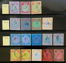 Bermuda 1918/1951 - Collection of King George V and King George VI