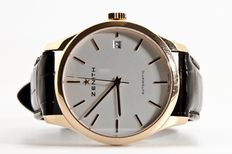 Zenith - Rose Gold Heritage Port Royal - Men's Timepiece