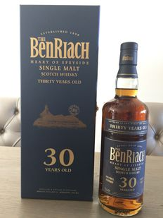 The BenRiach - 30 years old