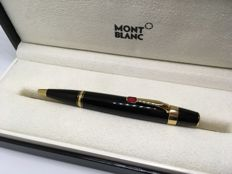 Montblanc pen 02760 with red ruby full set