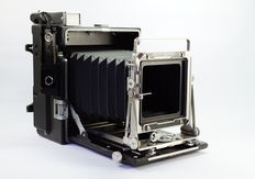 Graflex Pacemaker Speed Graphic 4*5 – camera body ('47 – '55)