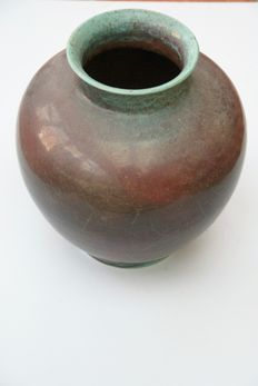 Richard Uhlemeyer - large vase