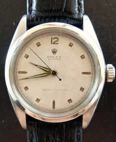 Rolex Oyster 35 mm Ref. 6426 - vintage men's watch - 1950