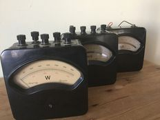 Three measuring devices company VEB since 1953 GDR